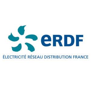 Logo ERDF - témoignages Graphito Prévention