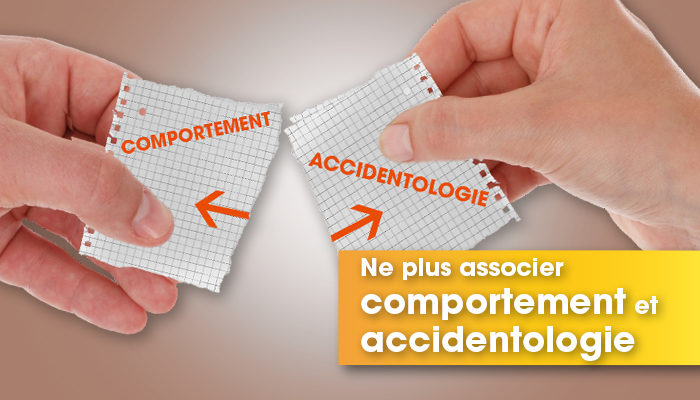 ne plus associer comportement et accidentoligie