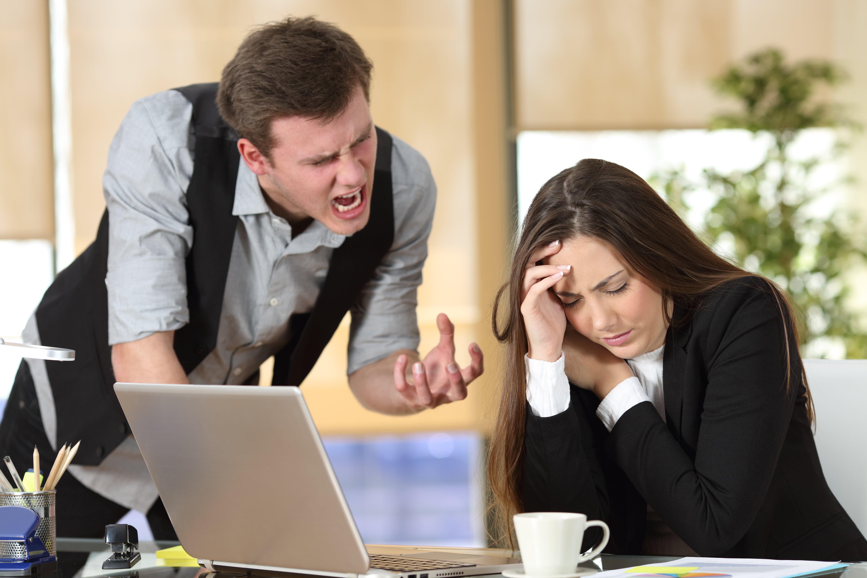 harcelement et violence au travail