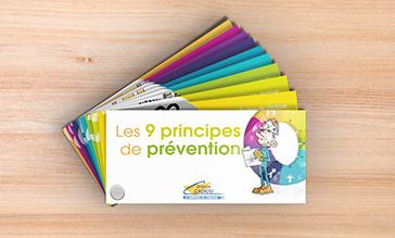 evantail principe de prévention