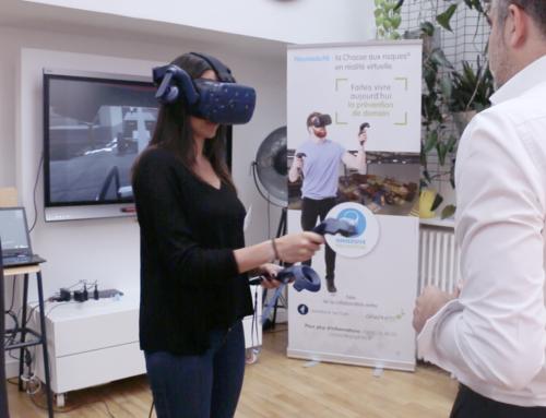 L'immersive chasse aux risques®, la réalité virtuelle au service de la prévention