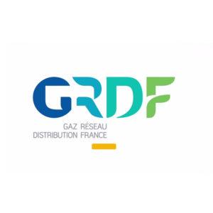 Logo GRDF - témoignages Graphito Prévention