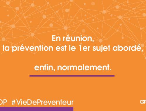 VDP – prévention 1er sujet