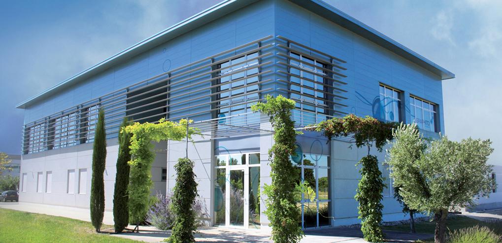 bâtiment de Graphito Prévention