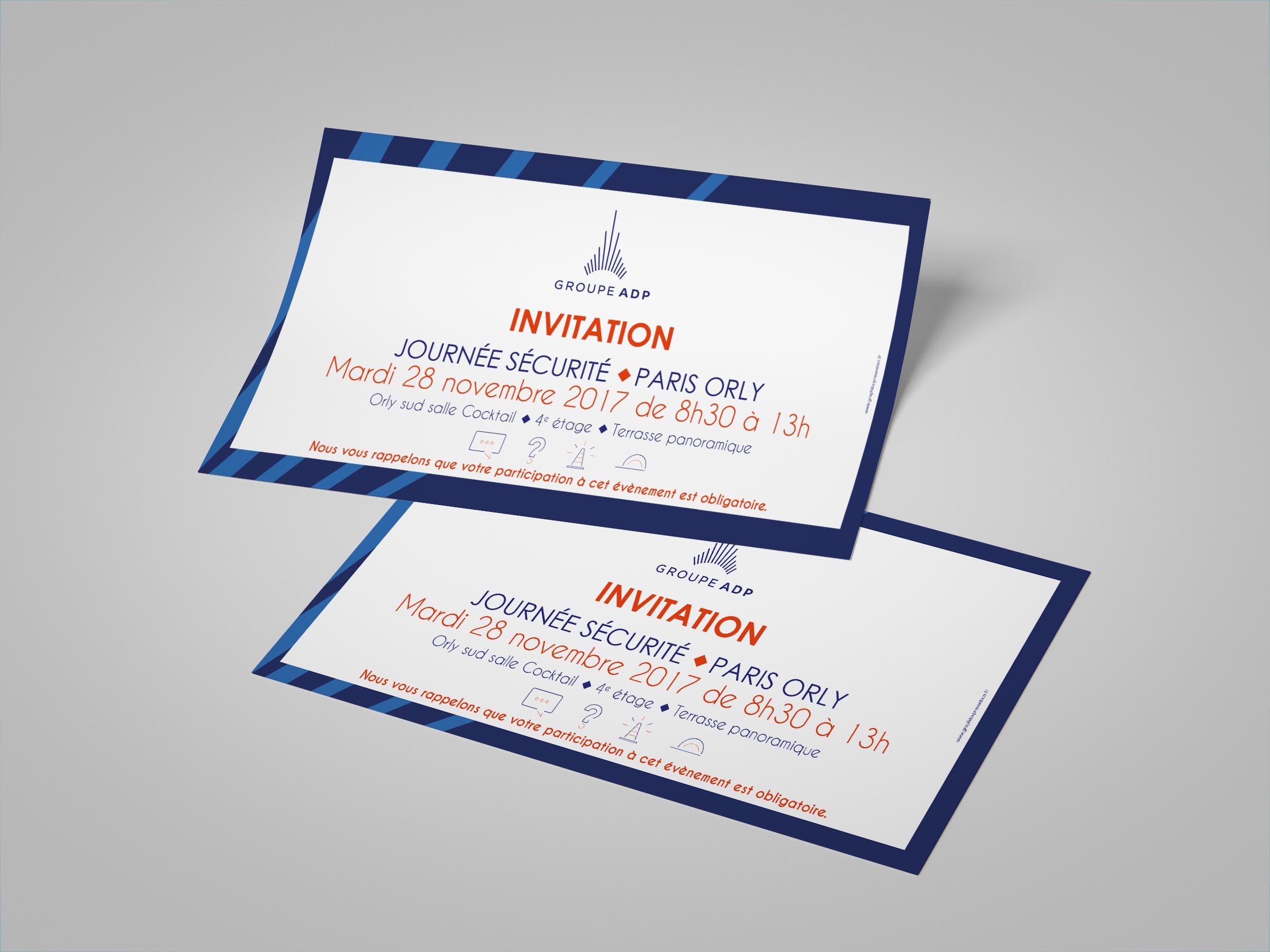 Invitation JS ADP