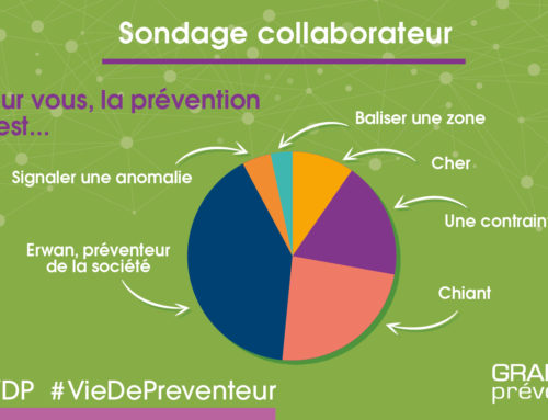 VDP illustrée – sondage collaborateur prévention