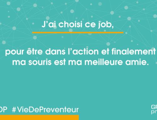 (Français) J'ai choisi ce job, car ma meilleure amie est ma souris.