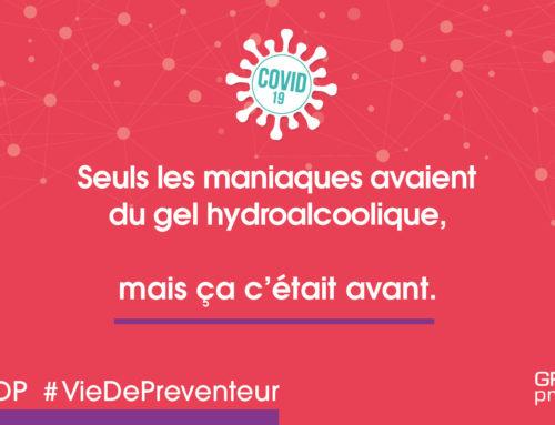 VDP gel hydroalcoolique