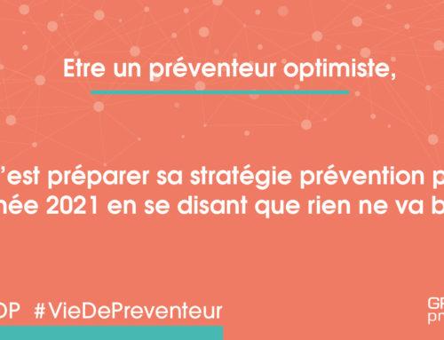 (Français) Préventeur optimiste stratégie prévention 2021