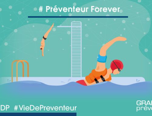 VDP préventeur forever natation
